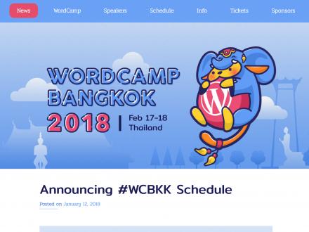 https://2018.bangkok.wordcamp.org/